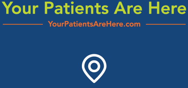 keep your Audience, your patients are here