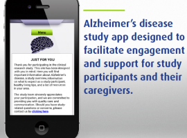 Imperial Alzheimer's trial app